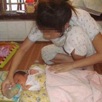 Cô gái 16 tuổi suýt sinh con ở quán net
