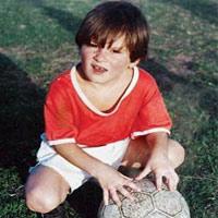Messi: Tuổi thơ bất hạnh của thiên tài
