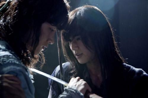 Phim cổ trang Hàn lộ diện ác nhân - 5