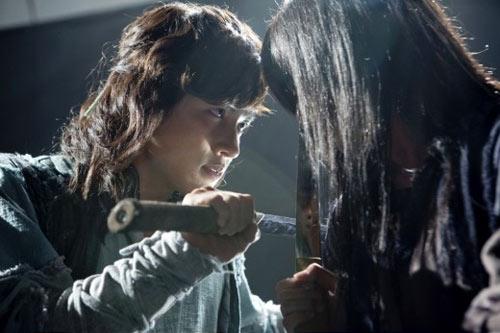 Phim cổ trang Hàn lộ diện ác nhân - 4