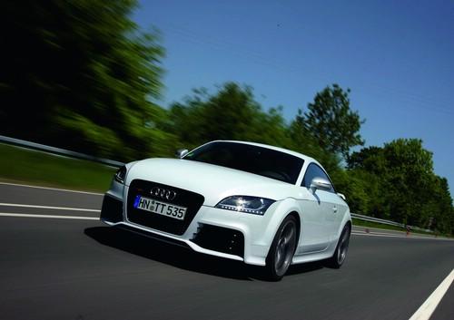 Công bố giá 2012 Audi TT-RS tại Mỹ - 1