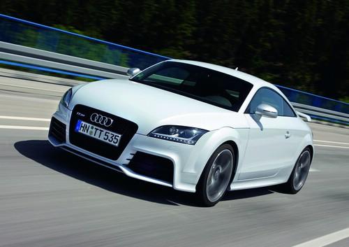 Công bố giá 2012 Audi TT-RS tại Mỹ - 2