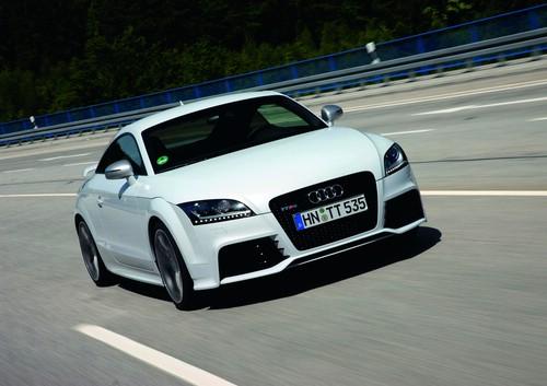 Công bố giá 2012 Audi TT-RS tại Mỹ - 3