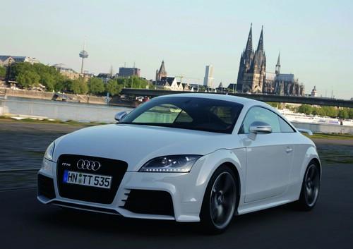 Công bố giá 2012 Audi TT-RS tại Mỹ - 5