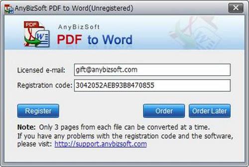 Cách chuyển đổi file PDF sang Word - 1