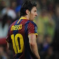 Messi: Người khổng lồ tại Nou Camp