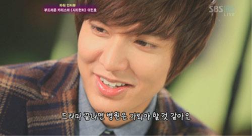 Lee Min Ho phân trần về scandal - 6