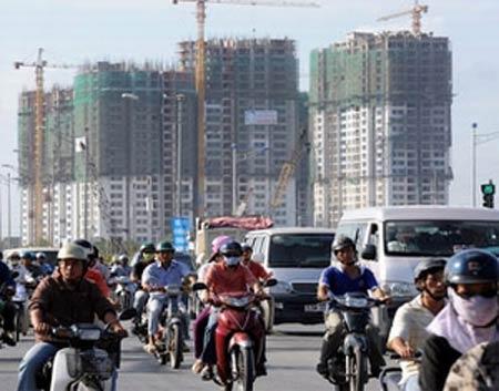 Năm 2014 bất động sản sẽ tăng trở lại - 1