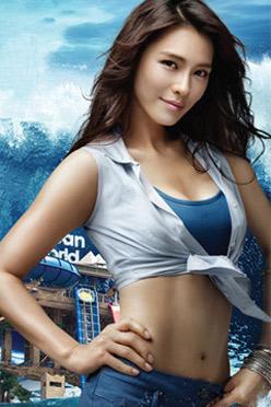 """10 người đẹp bikini """"nóng"""" nhất giải trí Hàn hè 2011 - 2"""