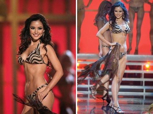 """10 người đẹp bikini """"nóng"""" nhất giải trí Hàn hè 2011 - 14"""