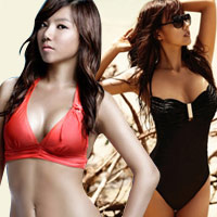 """10 người đẹp bikini """"nóng"""" nhất giải trí Hàn hè 2011"""