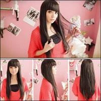 Làm mới mình với 5 kiểu tóc giả dễ thương