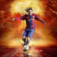 Messi: Nhng danh hiu v k lc ghi bn