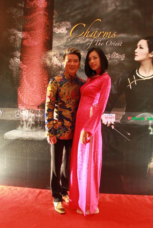 Giai nhân Việt duyên dáng với áo dài - 11