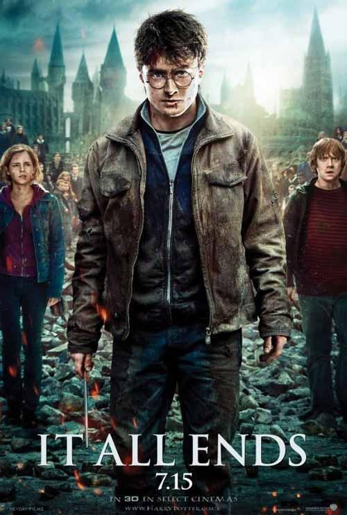 Những bí mật series phim Harry Potter - 1