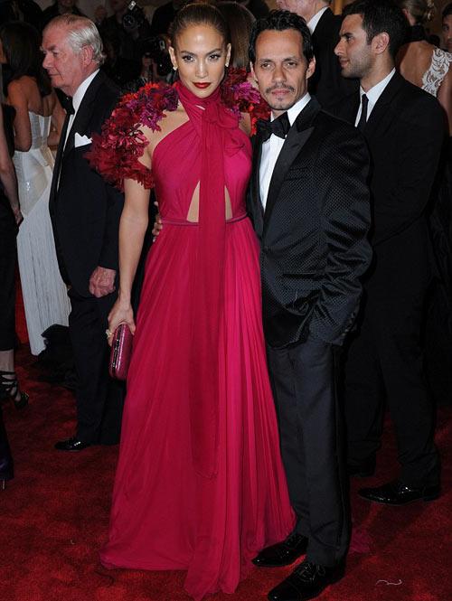Vợ chồng Jennifer Lopez đột ngột chia tay - 1