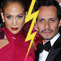 Vợ chồng Jennifer Lopez đột ngột chia tay
