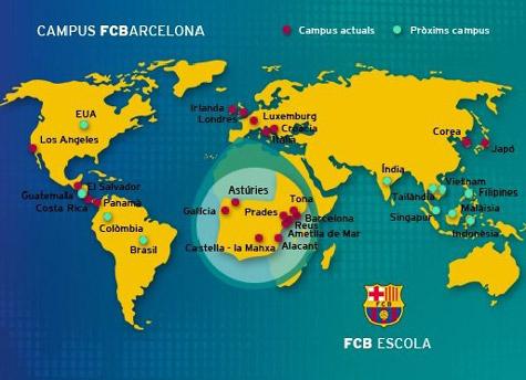 Barca mở lò đào tạo bóng đá tại Việt Nam - 2