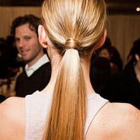 Mẹo làm tóc đuôi ngựa đẹp và sành