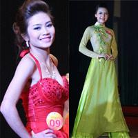 100 bông hoa đẹp nhất Imiss Thăng Long 2011
