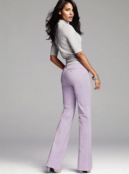 """3 mẫu quần giúp phái đẹp """"kéo dài"""" chân - 2"""