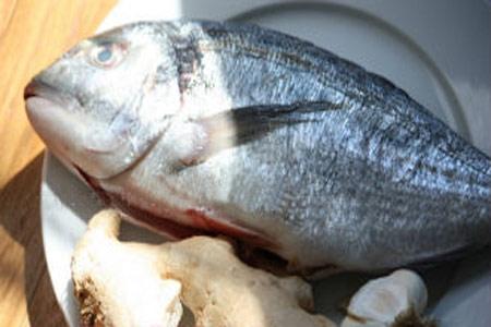 Đậm đà, thơm ngon cá hấp hành gừng - 1