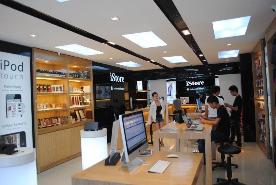 Trung tâm bảo hành đạt chuẩn Apple đầu tiên tại Hà Nội - 1