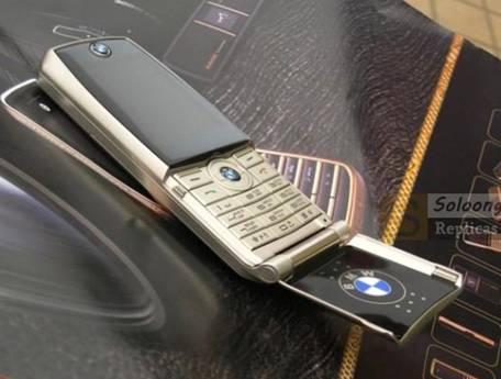 Điện thoại bmw 760 new