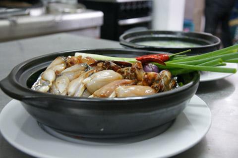 Cháo ếch kiểu Singapore thơm ngon, bổ dưỡng - 3