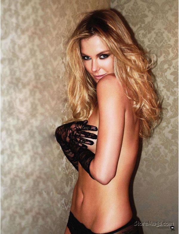 Hoa hậu gây xôn xao vì ảnh bán nude - 5