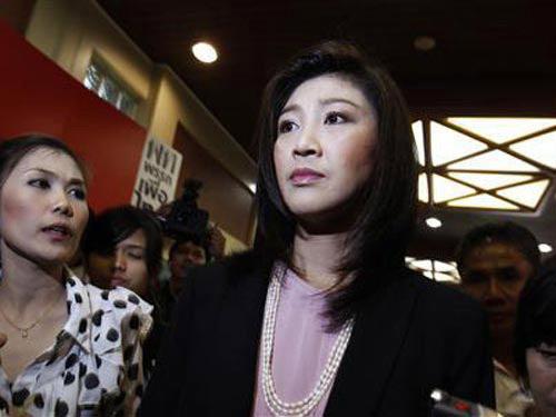 Chứng minh nữ thủ tướng Thái Lan trong sạch - 1