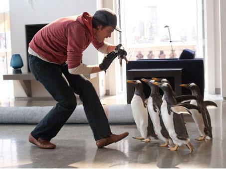 """Cười vỡ bụng với """"Bầy cánh cụt nhà Popper"""" - 4"""