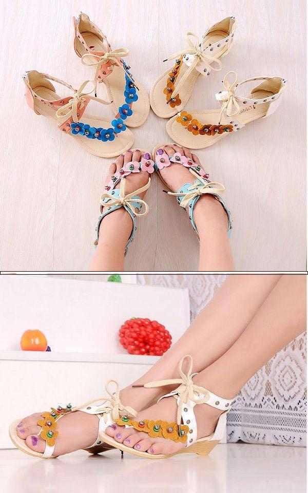 Khảo giá sandal xỏ ngón đa phong cách - 4
