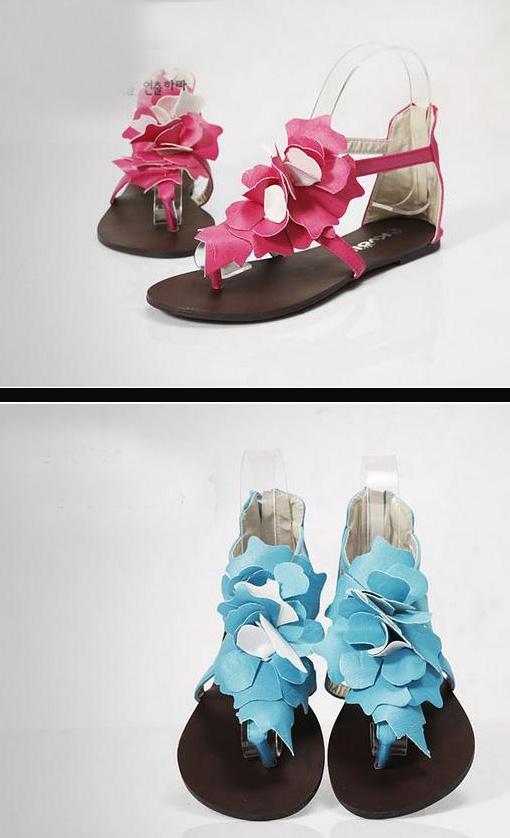 Khảo giá sandal xỏ ngón đa phong cách - 11