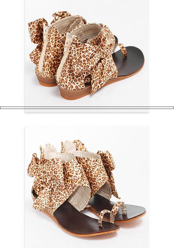 Khảo giá sandal xỏ ngón đa phong cách - 15