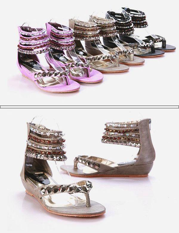 Khảo giá sandal xỏ ngón đa phong cách - 17
