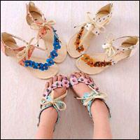 Khảo giá sandal xỏ ngón đa phong cách