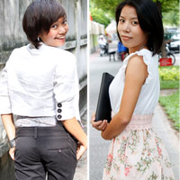 Tín đồ thời trang Sài Gòn mặc gì?