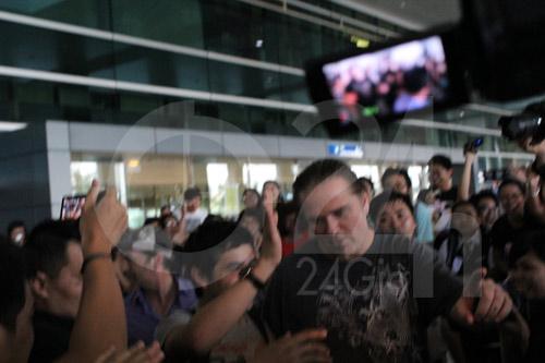 HOT: David Archuleta đã đến Việt Nam - 3
