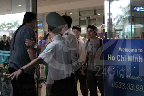 HOT: David Archuleta đã đến Việt Nam - 8
