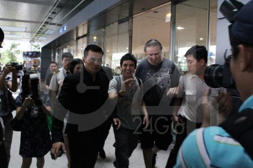 HOT: David Archuleta đã đến Việt Nam - 6
