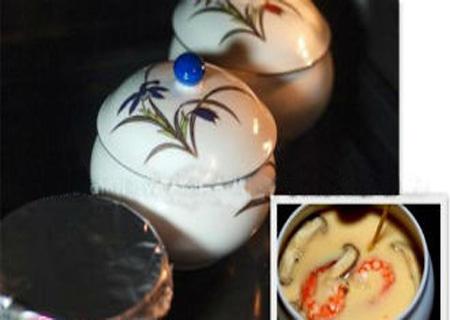 Trứng hấp kiểu Nhật 6