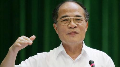 Việt Nam đã có Tân Chủ tịch Quốc hội - 1