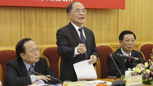 Việt Nam đã có Tân Chủ tịch Quốc hội - 2