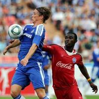 Video Thái Lan - Chelsea: Mưa bàn thắng (Giao hữu)