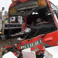 Thông tin đáng sợ về các vụ tai nạn xe khách