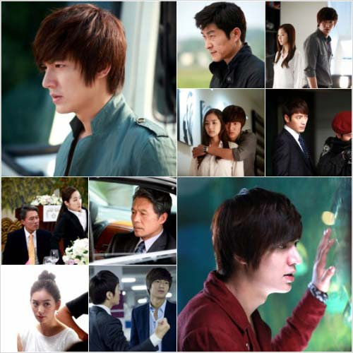 Lee Min Ho tự sát trong City Hunter? - 1