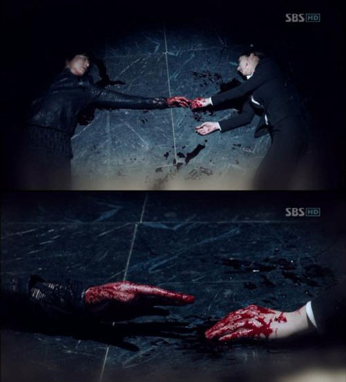 Lee Min Ho tự sát trong City Hunter? - 5