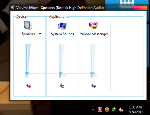 Cách xử lý khi máy tính đột ngột mất tiếng - 2