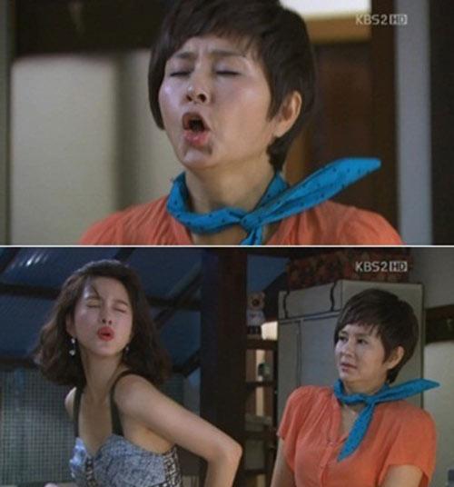 Cảnh nóng phim Hàn lại bị chỉ trích - 1